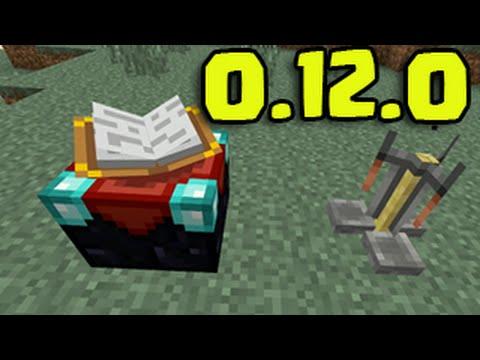 Minecraft Pocket Edition Enchanting, Enchantment Table, Potions, Brewing, XP