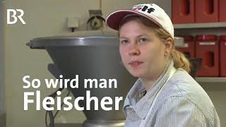 Fleischer: Ausbildung und Beruf | Metzger | Beruf | Ausbildung | BR