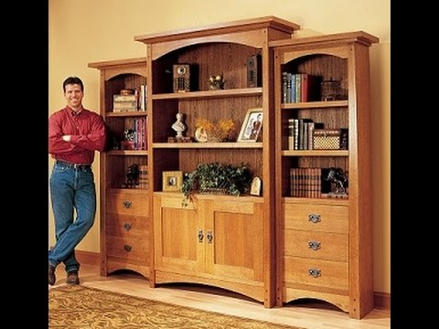 Bookcase Plans Step by Step How To Build A Bookcase With Plans Instructions, Blueprints Diagrams