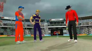 21st April Kolkata Knight Riders Vs Gujarat Lions  World Cricket Championship 2 2017 Gameplay