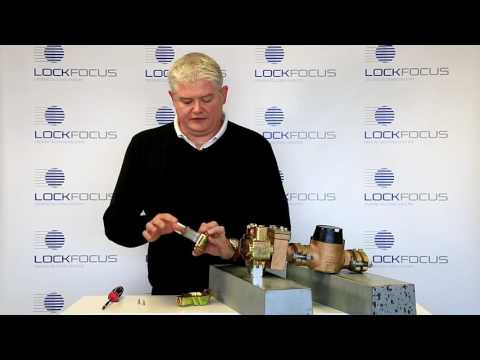 Lock Focus | Water Meter Lock - 32mm Itron