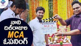letest telugu movies|  Nenu local full movie |  nani movies | Nani new movie MCA opning |