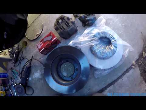 1996-2002 Toyota 4Runner upgrade to Tundra big brakes with Calipers and Rotors