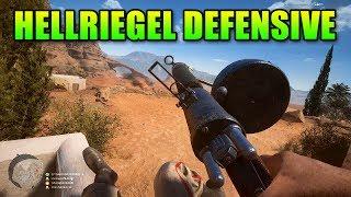 Hellriegel 1915 Defensive - Downgrade? Battlefield 1 Gun Review