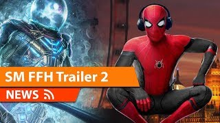 Download Spider-Man Far From Home Trailer 2 Release Revealed Video