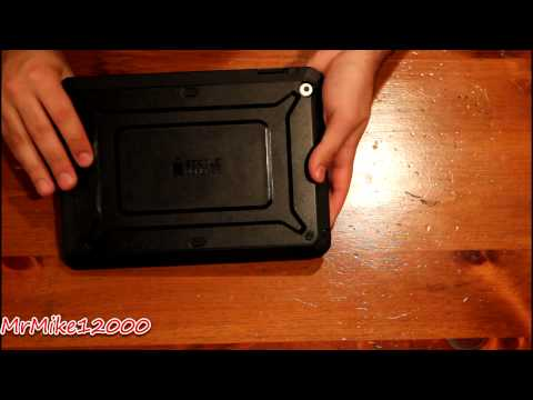 SUPCASE: Bettle Defense iPad Air Case Review