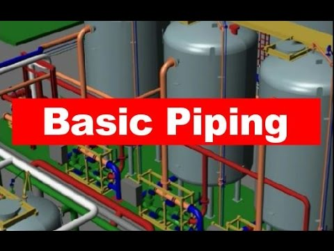 Piping basics for Engineers   Designers   Draughtsmen   Piping Official