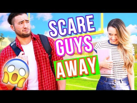 10 Things That SCARE GUYS AWAY: Teen Edition Giveaway!