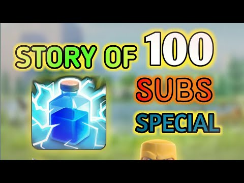 Story of lightning spell || Full story || In Hindi || Clash of clans || Lightning Spell || 2018 Hind