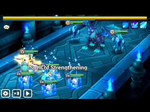 Summoners War Sky Arena Dragon Lair B8