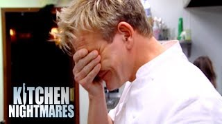 Owner Admits To Customers That She Knows Nothing About The Food | Kitchen Nightmares