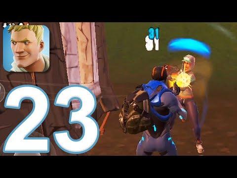 Fortnite - Gameplay Walkthrough Part 23 (iOS)