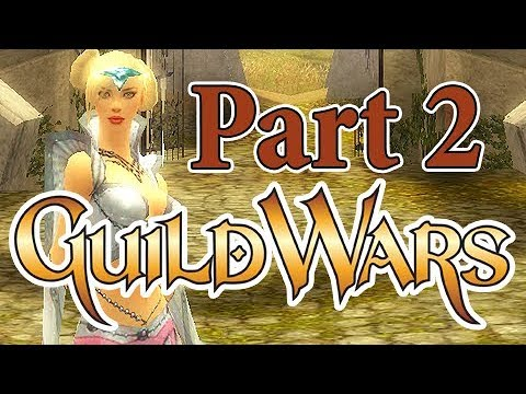 Let's Play: Guild Wars Prophecies - Part 2 - Getting the Basics!