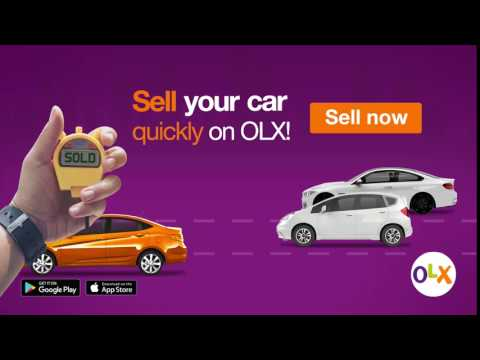Sell your Car on OLX Within Minutes