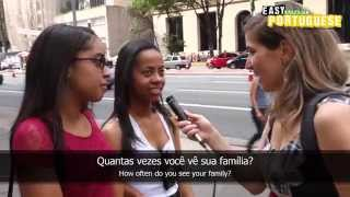 What is typical Brazilian? | Easy Portuguese 3
