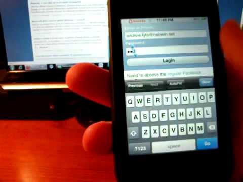 iPhone Password Reveal
