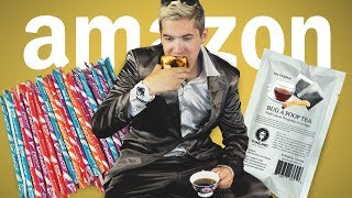SELFIE TOAST AND BUG POOP TEA • AMAZON PRIME TIME