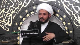 القرآن بين الإعجاز ودعوى وجود الأخطاء ll الشيخ أحمد سلمان (2 محرم 1439هـ)