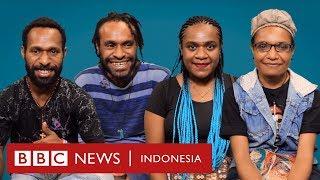 Mahasiswa Papua bicara soal rasisme: