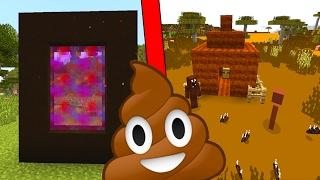 Como Hacer Un Portal A La Dimension De Escandalosos Minecraft