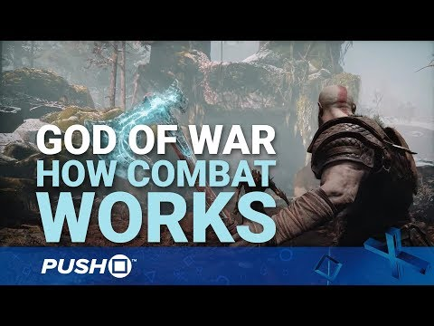 God of War PS4: How Combat Works | PlayStation 4 | Spoiler Free