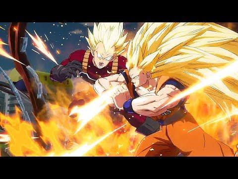 SUPER SAIYAN 3 SHOWDOWN! FighterZ Online Battles #3 | Dragon Ball FighterZ Beta