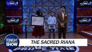 The Sacred Riana Menebak Nama Ibu Vincent