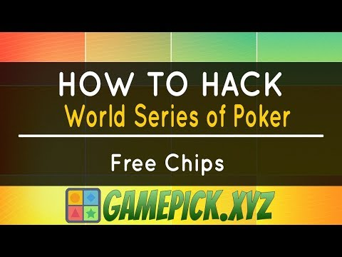 How to Get Free Chips on WSOP?! Find Out Now! Generator for World Series of Poker! 2018