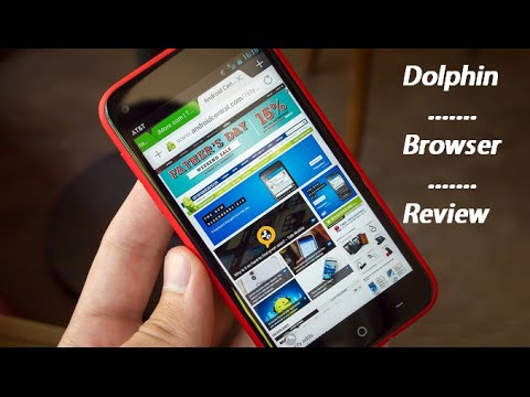 Dolphin Browser App Review - Dolphin Browser is the Best Browser App