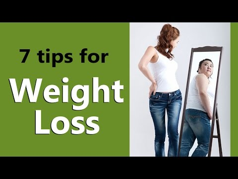 7 Easy Tips for Weight Loss in Tamil
