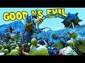 Ultimate Epic Battle Simulator - MASSIVE 48K GOOD vs EVIL BATTLE + THE GRIM REAPER! - UEBS Gameplay