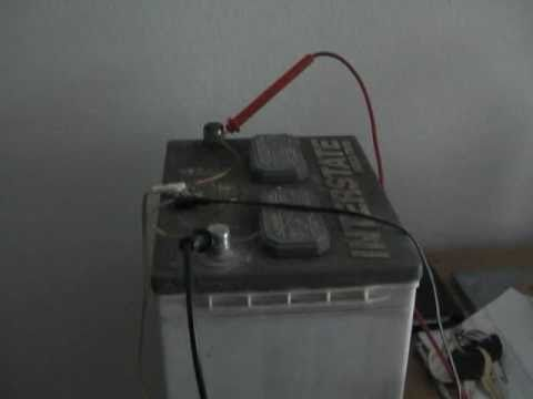 Emergency Car Battery Charger