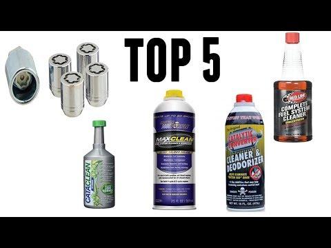 Top 5 Best Catalytic Converter Cleaners Buy In 2018