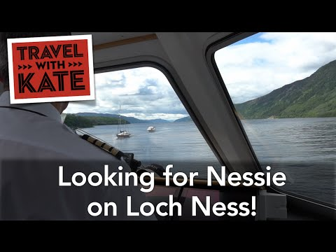 Visiting Loch Ness on Travel with Kate