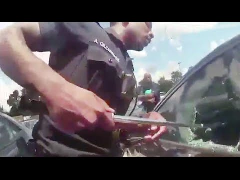 Xxx Mp4 Police Officers Break Window To Free Baby From Hot Georgia Car 3gp Sex