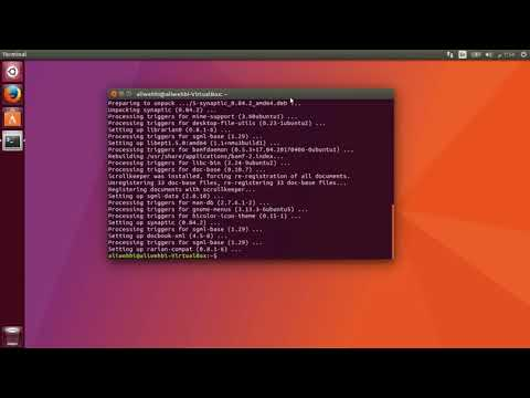 How to uninstall apps or software on Ubuntu