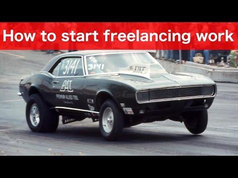 How to start freelancing work