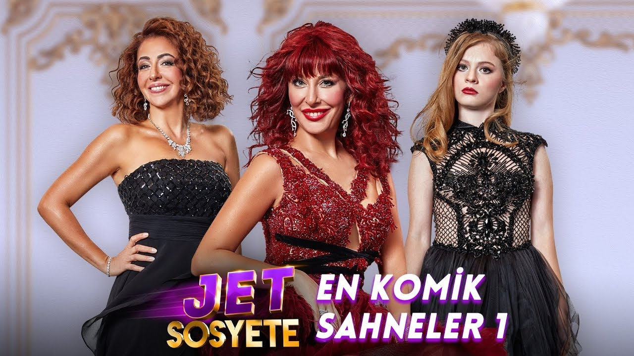 Jet Sosyete - En Komik Sahneler 1