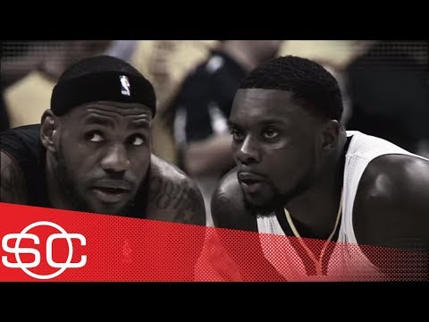 LeBron James and Lance Stephenson about to meet again | SportsCenter | ESPN