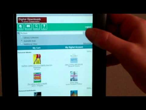 Get library ebooks on your Nook Color with Overdrive Media Console