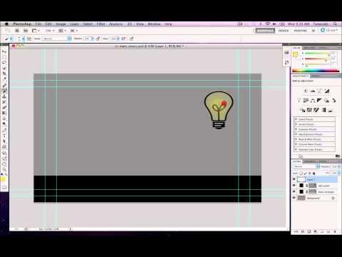Ps_En_Ae 01 - Create a Photoshop Menu for Encore - Video Walkthrough, Part A