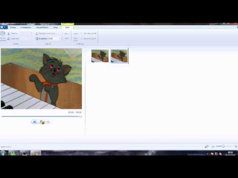 How to Make an Animation (Windows Live Movie Maker)
