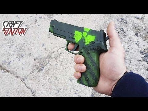 How to ...  SIG Sauer P226   Nuclear Threat CS:GO