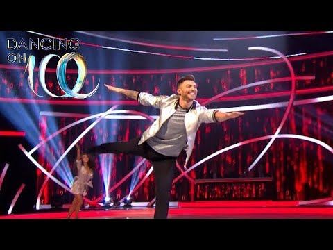 Jake's Shows His 'Sweet Disposition' in His First Semi-Final Performance | Dancing On Ice 2018