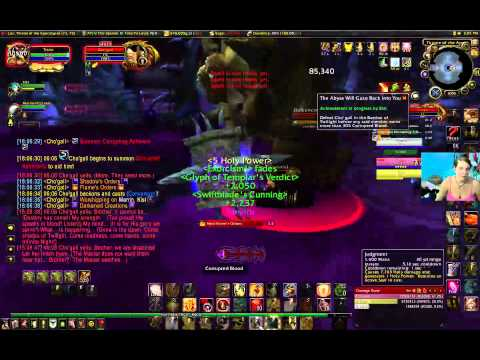 World of Warcraft Achievement The Abyss Will Gaze Back Into You