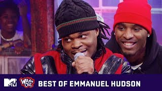 Emmanuel Hudson's TOP Hilarious Moments, Freestyle Battles & Best Jokes (Vol. 1) | Wild 'N Out | MTV