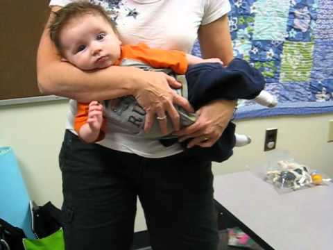 Infant Phys Therapy - Torticollis exercises_Part7