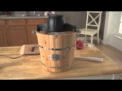 Guide Gear Old Fashioned Ice Cream Maker