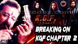 KGF CHAPTER 2 EXCLUSIVE SHOOTING UPADATE    #YASH #KGF2 #ADHEERA