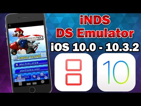 How to Install iNDS Nintendo DS Emulator on iOS 10.0 - 10.3.3 (No Jailbreak & No Computer)